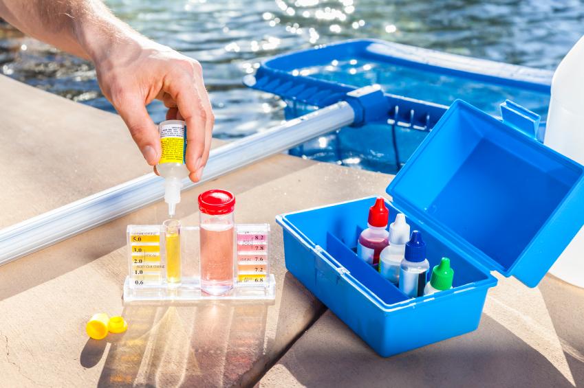 Disinfezione acque